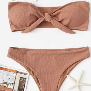 Twist Front Bikini